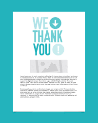 After Interview Thank You Letter Sample Graphic Design Thank You Letter