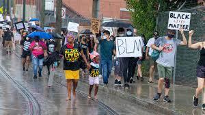 Black Lives Matter protests in Atlanta ...