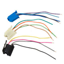 everydayautoparts com 1978 1993 chevrolet gmc various models set delco radio wiring color code at Delco Radio Wiring Harness