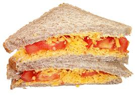 Image result for Cheese and tomato sandwich