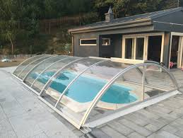 excelite pool enclosure from poland client