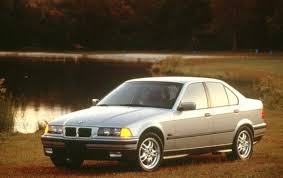 1996 BMW 3 Series - Information and photos - ZombieDrive