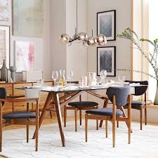 west elm dining table intended for jensen idea 5