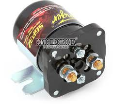 stinger sgp32 200 amp battery isolator and relay stinger sgp38 80-amp battery isolator and relay at Stinger Sgp32 Wiring Diagram