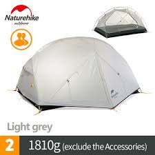 <b>Naturehike Mongar</b> 2 <b>Camping Tent</b> Double Layers 2 Person ...