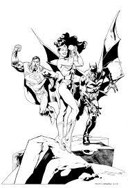coloring page wonder woman superheroes 59 printable coloring pages