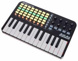 <b>MIDI</b>-<b>клавиатура</b> 25 клавиш <b>AKAI APC</b> Key 25 купить в Санкт ...