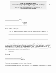 Rental Lease Letters Letter Template End Tenancy Agreement Valid Rental Lease Termination