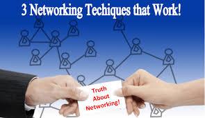 Networking Techniques 3 Networking Techniques That Work Women About Biz