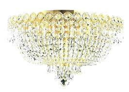ceiling mounted crystal chandelier crystal chandelier flush mount flush crystal chandelier small flush chandeliers flush mount