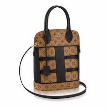 louis vuitton 2017 handbags. louis vuitton monogram reverse tressage tote bag 2017 handbags