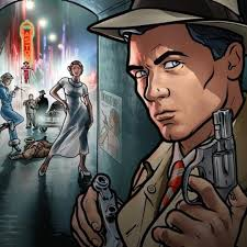 Archer Temporada 9 Audio Español