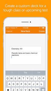 MAKE YOUR OWN FLASHCARDS  Orange Park  LibGuides At Fortis CollegeMake Flash Cards App