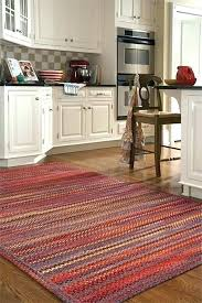 furniture s manhattan braided area rugs wool large oval for sal