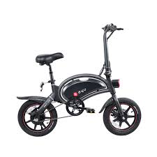 DYU D3+10AH 14 Inch Standard Version Folding E Bike Sale, Price ...