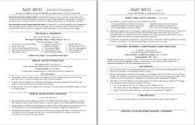 Sample Career Change Resume Interior Design Resume Sample Monster Com