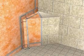 pre sloped shower pan kit foam shower pans large size of shower base home design pan