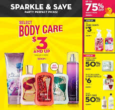 bath and body works semi annual sale end date bath body works up to 75 off during the big semi annual sale