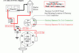 hei distributor wiring diagram solidfonts hei distributor wiring diagram pictures