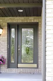 Storm Door Design Ideas Beautiful Full View Storm Door With Sidelite Entry Doors