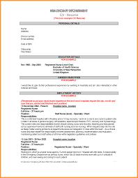 8 Nursing Resume Objective Buisness Letter Forms