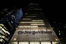 New York Times Co. Subscription Revenue ...