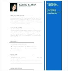 Where Can I Make A Free Resume Make Free Resume Online Template