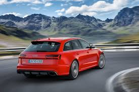 Audi Reveals RS6 performance and RS7 performance with 605 HP ...