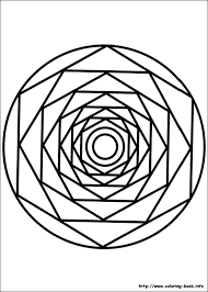 Mandalas Coloring Pages On Coloring Bookinfo
