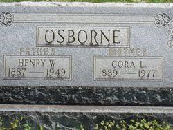 Cora Ledford Osborne (1889-1977) - Find A Grave Memorial