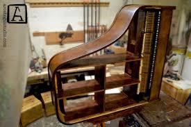 Grand Piano Repurposing — Arostegui Studio
