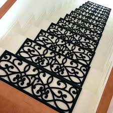 stair tread mats outdoor protectors floor covering for stairs tremendous new rubber treads protector clear