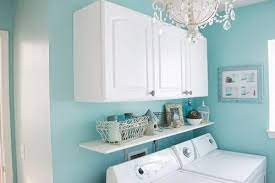when choosing the right laundry room colors