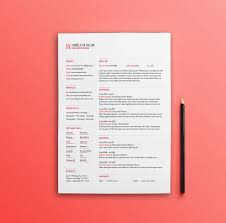 Best Free Resume Templates Wonderful 117 Best Free Clean Resume Templates In PSD AI And Word Docx Format