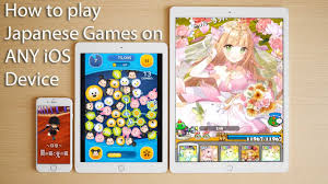 how to play anese games on any iphone ipad ios