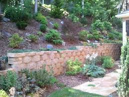 retaining wall blocks perfect garden blocks home depot fulton retaining wall block