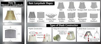 How to measure lamp shade Replacement Lamp Shade Collection Aspen Creative Lamp Shade Collection Aspen Creative Corporation