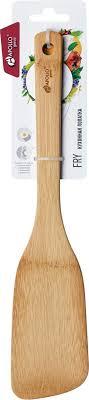 <b>Лопатка кухонная Apollo Genio</b> Fry, цвет: бежевый — купить в ...