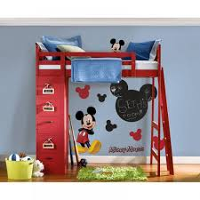 Mickey Mouse Bedroom Curtains Mickey Mouse Stickers Great Kidsbedrooms The Children Bedroom