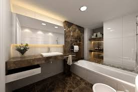 Bathroom Modern Lovable Modern Bathroom Design Radioritascom