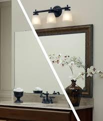 Bathroom Mirror Frame Mirror Frame Kits For Bathroom Mirrors Bathroom Mirror With White