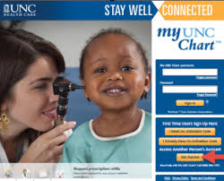 My Unc Chart Now Offers Online Sign Up For Shared Access To