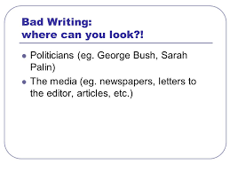 english ui orwell essay assignment tips learning goals we will bad writing where can you look politicians eg