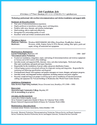 Are you trying to make the best cable technician resume ever? If so, then