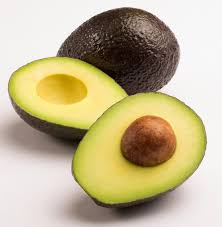 avocados contain healthy mono saturated fats which help in the absorption of numerous nutrients and vitamins and hydrate the skin