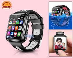 Đồng hồ thông minh WIFI nghe gọi SIM 3G 4G có GPS Dual Camera GIORMANI W5   Đồng  Hồ Thông Minh