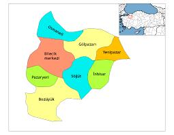 Dosya:Bilecik districts.png - Vikipedi