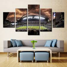 5 panel new york yankees yankees stadium wall art picture home decor living room canvas print on yankees canvas wall art with 5 panel new york yankees yankees stadium wall art picture home decor