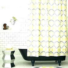 grey and yellow shower curtains mustard yellow shower curtain yellow flower shower curtain yellow shower curtains