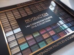india makeup revolution 144 eyeshadow palette